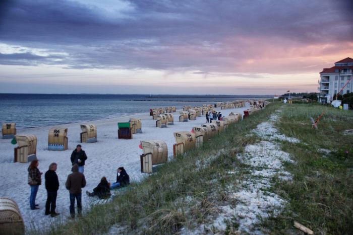 Midsummer_Bulli_Festival_Strand_Sonnenuntergang