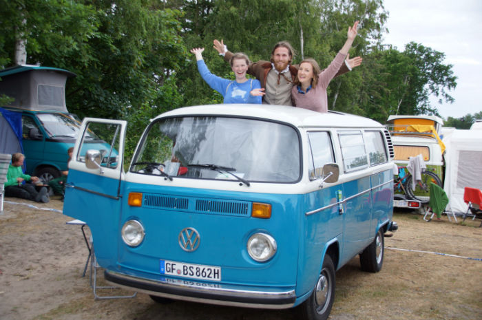 Midsummer Bulli Festival - Sommersby