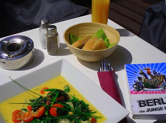 Alleine Reisen - Solo Lunch Berlin
