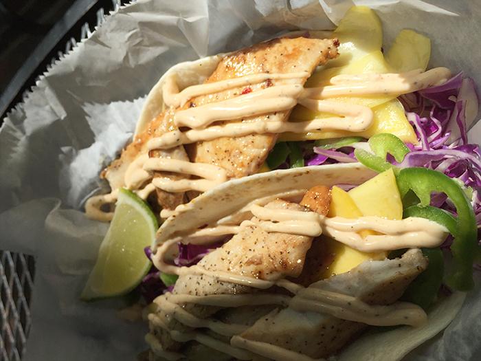 Tacos Garbos Grill
