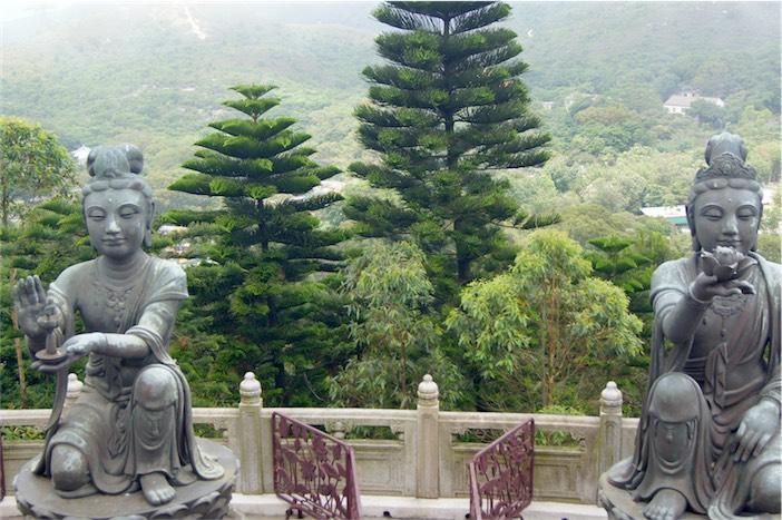 Tagesausflug auf Lantau Big Buddhas Schwestern