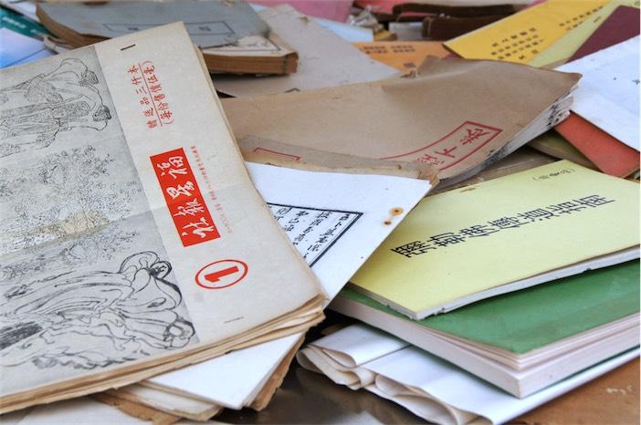 Tagesausflug auf Lantau Chinesische Bücher
