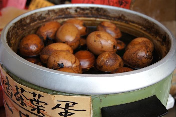 Tagesausflug auf Lantau Eier
