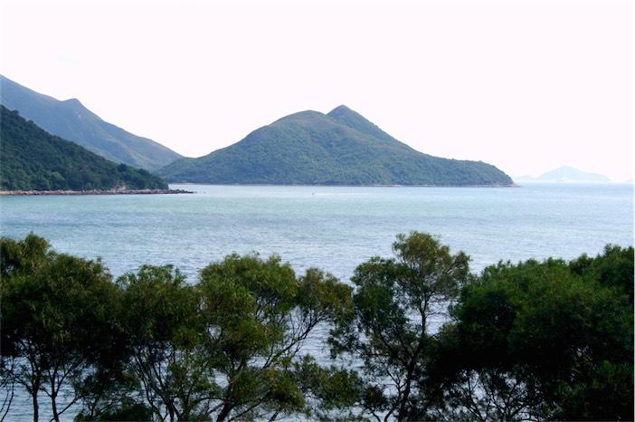 Tagesausflug auf Lantau Hügel im Meer