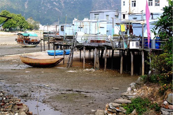 Tagesausflug auf Lantau Tai O Fischerdorf
