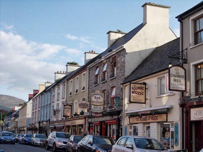 west-coast-of-ireland_ Kenmare Irland