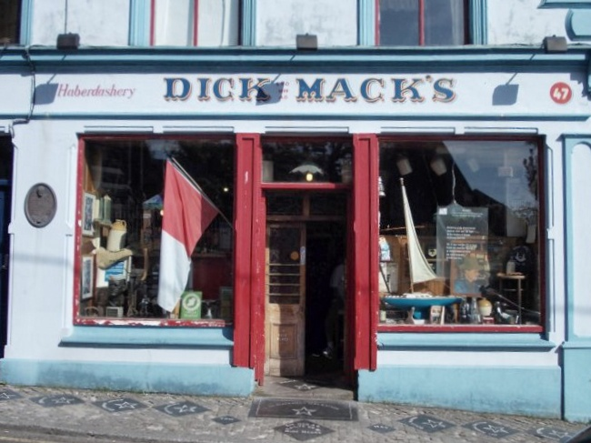 Westküste in Irland - dingle-dick-macks