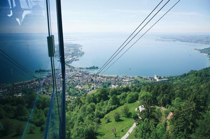 Bregenz-Aussicht