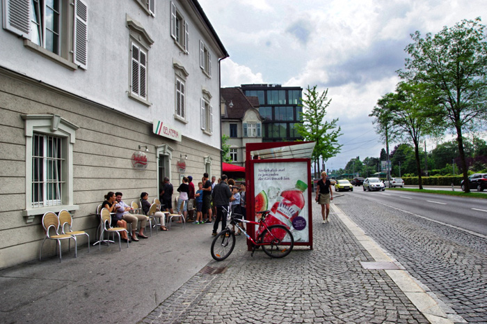 Bregenz-Eisdiele