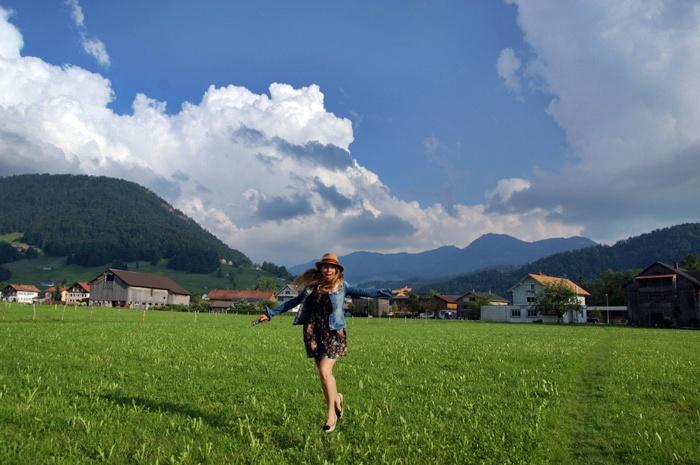 Bregenzerwald Umgang