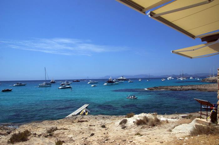 Formentera-Aussicht