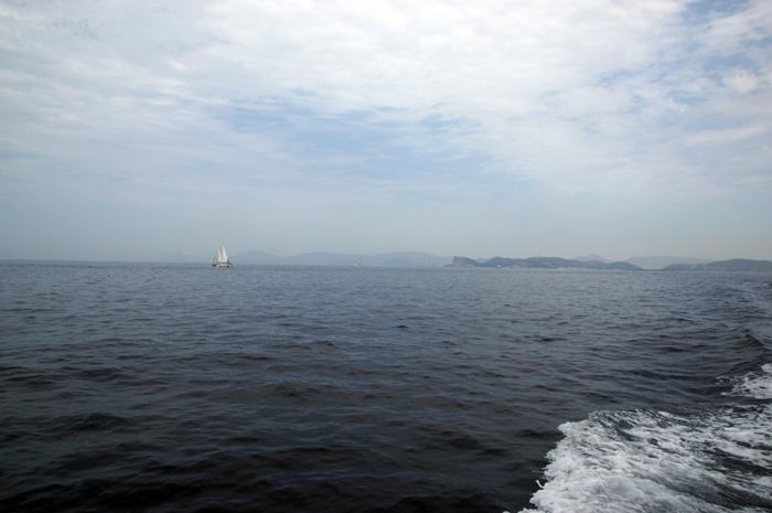 Formentera-Bootsfahrt