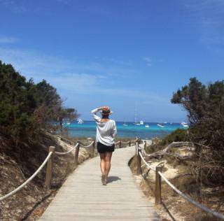 Ein Ausflug nach Formentera ins Mittelmeerparadies