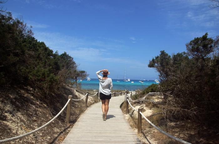 Ausflug nach Formentera