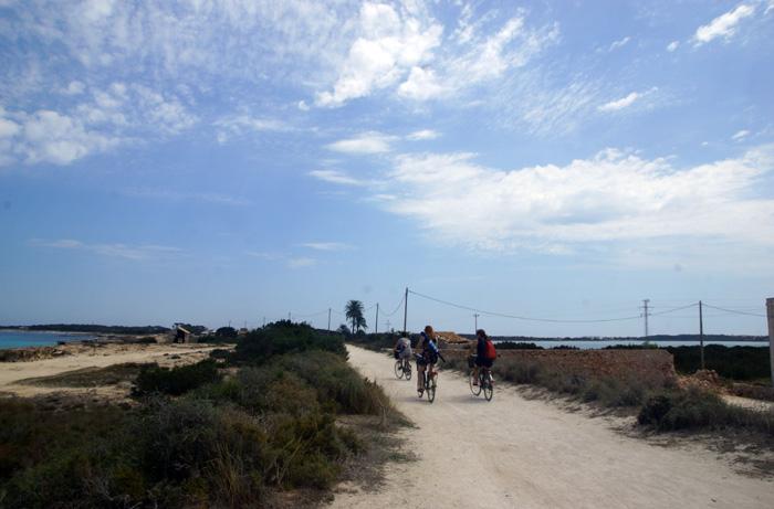 Formentera-Fahrrad
