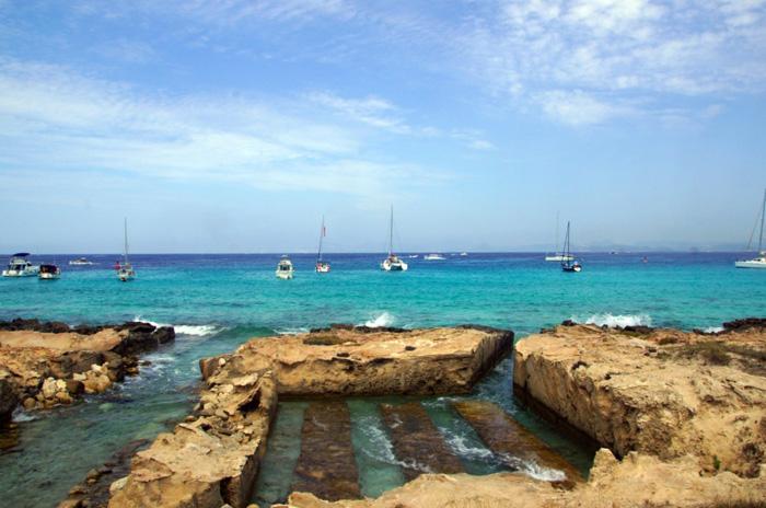 Formentera-Landschaft