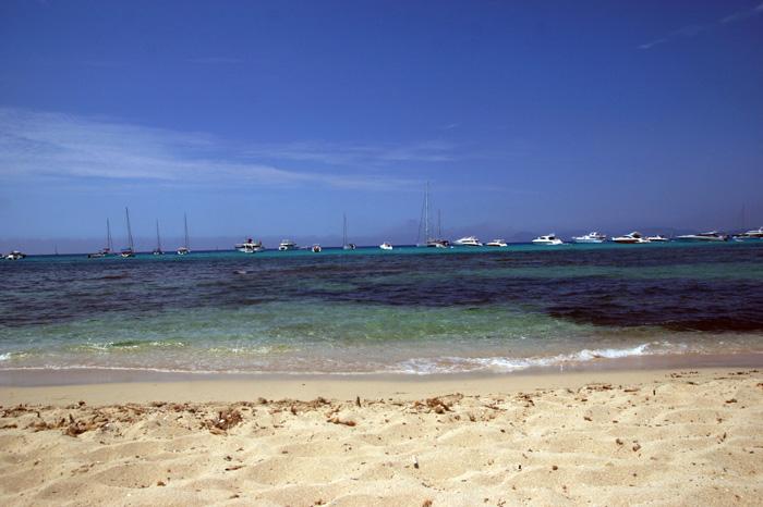 Formentera-Meer