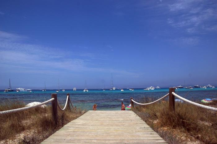 Formentera-Strand