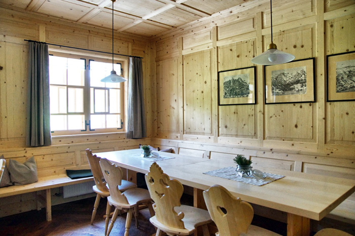 Gasthaus-Jagdhaus-Egender-Stube