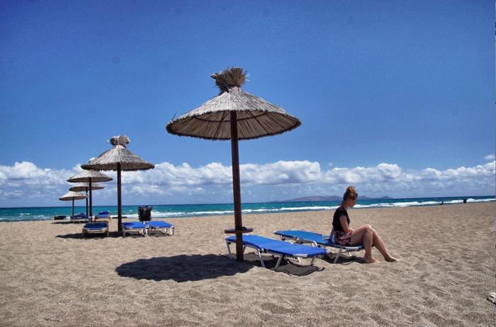 Griechenland-Urlaub