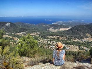 Ibiza-Aussicht
