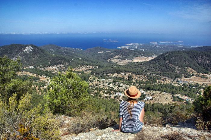 Man kann nicht alles haben im Leben-Ibiza