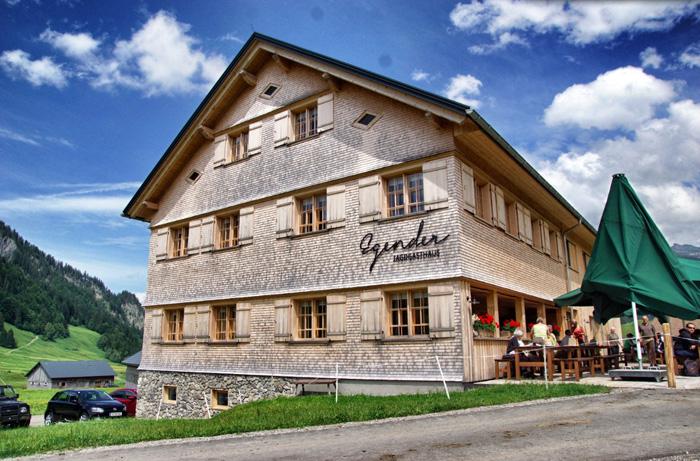 Jagdhaus-Egender