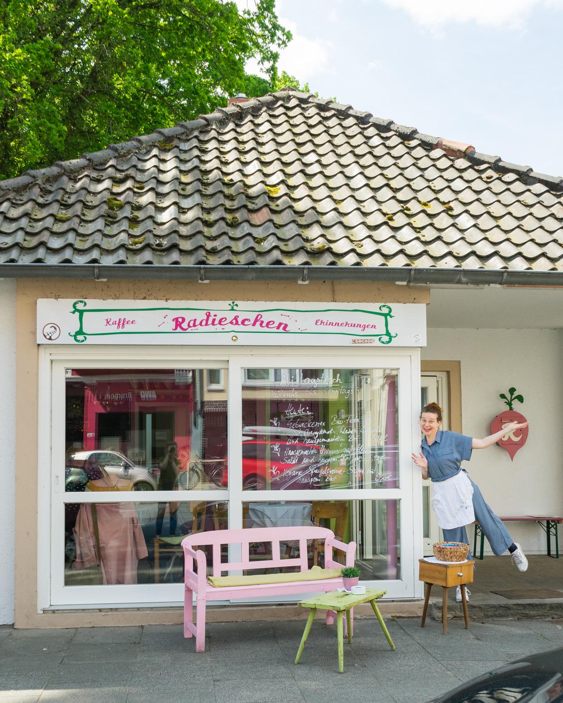 Radieschen Cafe Bremen