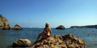 Ein Tag am Meer. Gibt es was Schöneres?