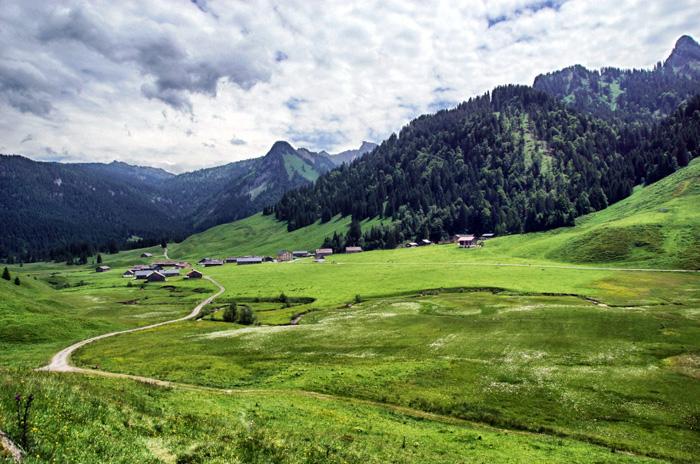 Wanderung-Bregnzerwald