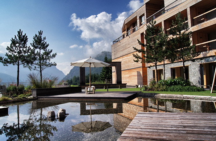 Feel good mit den 10 besten hotelbadezimmern for Leogang design hotel