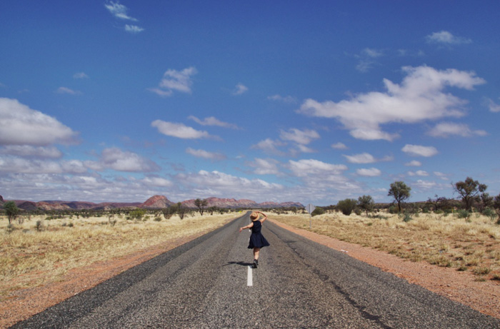 Australien-Roadtrip