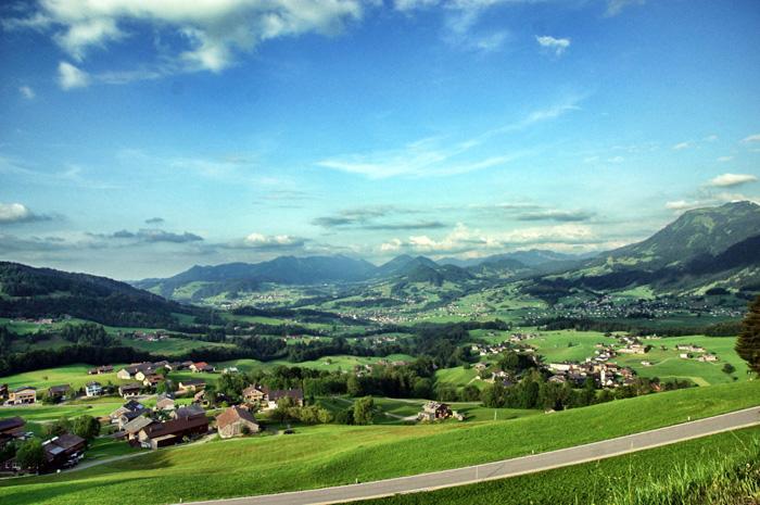 Bregenz-Landschaft