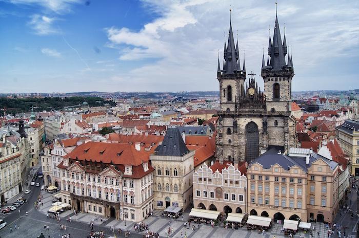 Sehenswuerdigkeiten in Prag