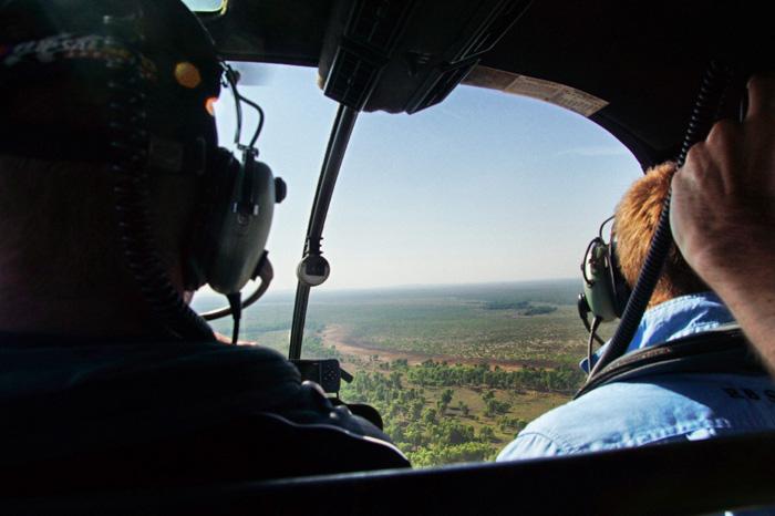 Helikopter-Darwin
