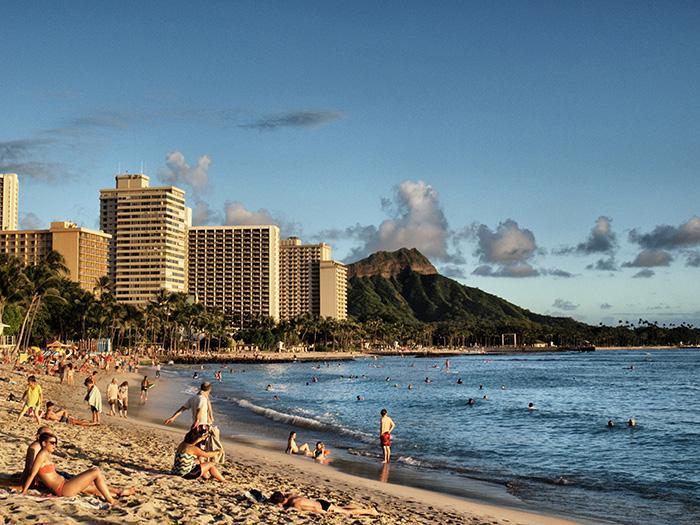 Oahu_Waikiki-Beach