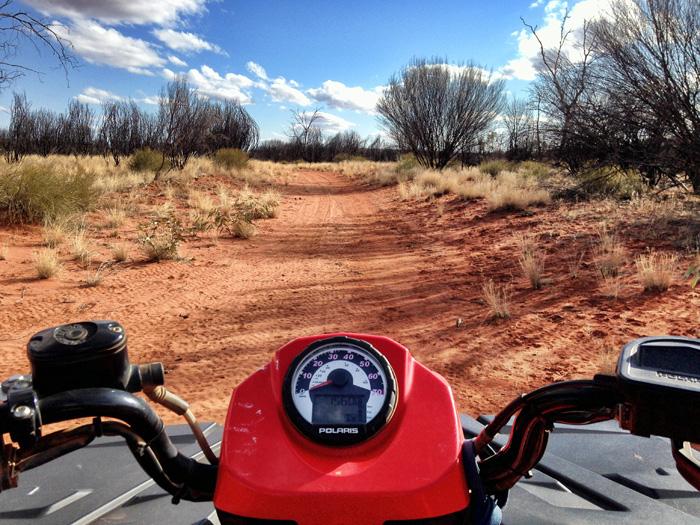 Quad-Bike-Australien