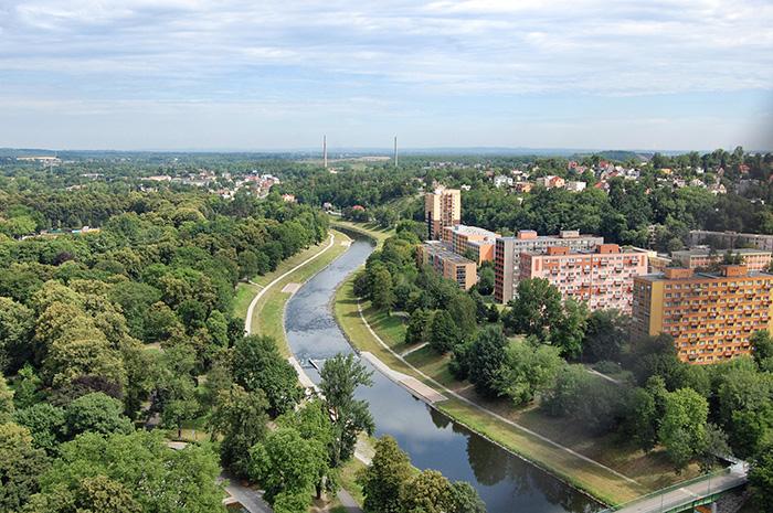 Urlaub-in-Ostrava_Blick-vom-Aussichtsturm