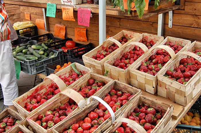 Urlaub-in-Ostrava_Erdbeeren