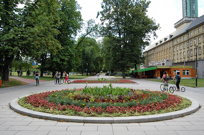 Urlaub-in-Ostrava_Park