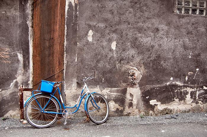 Colours-of-Ostrava_Fahrrad-auf-dem-Gelände