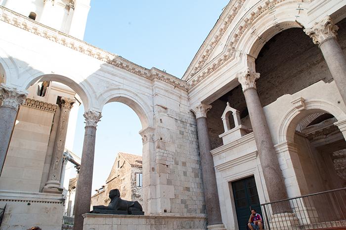 dalmatien_reisetipps_Split_Diokletian_Palast