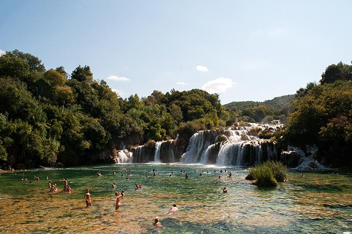 dalmatien_reisetipps_Krka_Wasserfälle