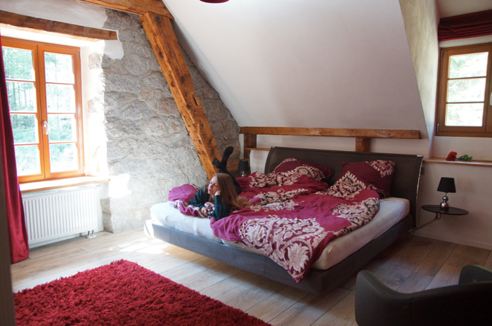 Herrenhaus-Zimmer