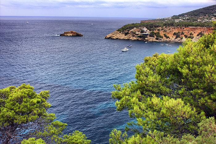 Ibiza-Meer