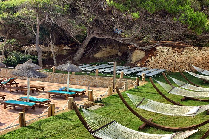 Ibiza-Melia-Sol-Beach-House-Hängematten