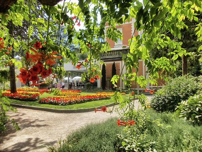 Meran-Garten