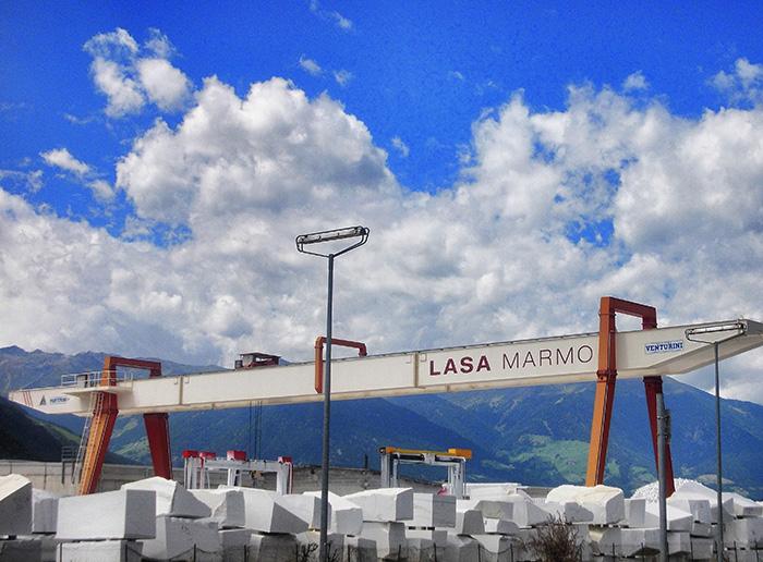 Meran-Laas-Marmor