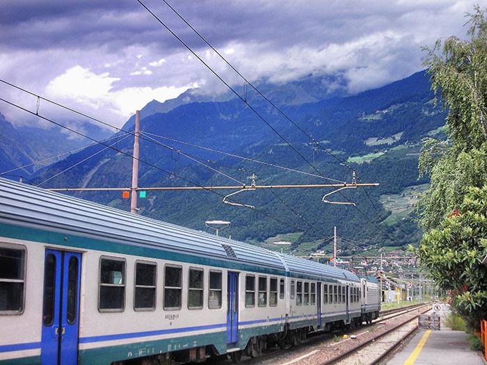 Meran-Zug