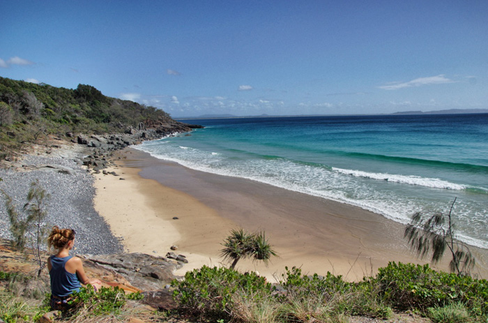 Noosa-Nationalpark-Bucht
